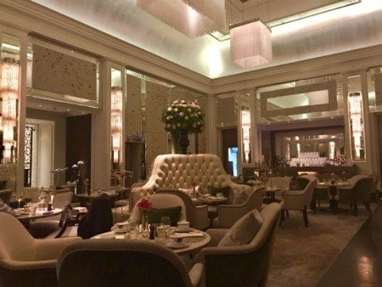 Palm Court at The Langham