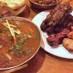 Raavi kebab kebabs and karahi gosht