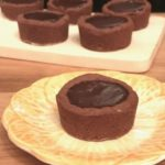 Chocolate pudding cookie cups