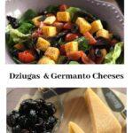Dziugas & Germanto Cheese pin